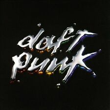 Discovery - Daft Punk CD Sealed ! New !