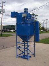 DUST COLLECTOR, 5 HP, 2500 CFM, 4 CARTRIDGE, REVERSE PULSE, VARIABLE FREQUENCY