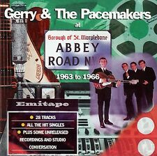 GERRY & THE PACEMAKERS : GERRY & THE PACEMAKERS AT ABBEY ROAD 1963-1966 / CD