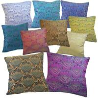 Pillow Cover*Chinese Rayon Brocade Throw Seat Pad Cushion Case Custom Size*BL1