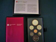 New listing 1980 Canada Double Dollar Proof Set In The Original Packaging And Coa (Num5586)