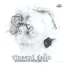 VINCENT GALLO - RECORDINGS OF MUSIC FOR FILMS - VERY RARE 2LP VINYL BRAND NEW
