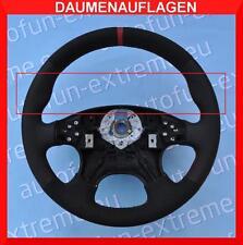 Lederlenkrad Lenkrad passend für VW GOLF 3 Passat B3 B4 Leder Tuning Teile Sport