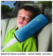 AUTO ACCESSORIES Children Car Seat Belt Strap Soft Shoulder Pad Pillow Headrest