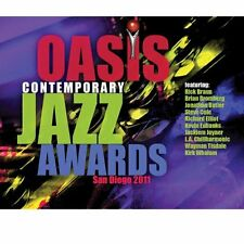 2011 Oasis Contemporary Jazz Awards [CD]