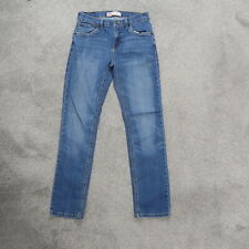 Levi's 511 Youth Size 16 Reg (W28 L28) Dark Wash Blue
