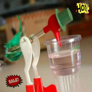 Famous Lucky Novelty Drinking Bird Duck Happy Retro HOT SALE Y0X7