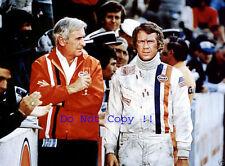 Steve McQueen Le Mans Film Ritratto Fotografia 1971 7