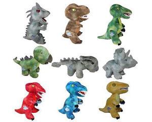 JURASSIC WORLD Soft Toy Dinosaur 25cm IN Choice Original Universal Plush Park