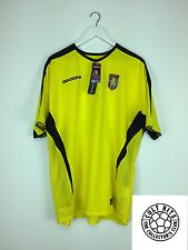 ASTON VILLA #2 03/04 *PLAYER ISSUED* BNWT Away Football Shirt (L) Football
