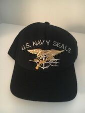 "U S NAVY CAP  ""US NAVY SEALS    """