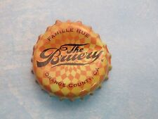 BEER Bottle Crown Cap ~ The BRUERY ~ Orange County, CALIFORNIA ** More in STORE+