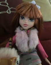 MGA Entertainment Moxie Girlz Kellen Redhead Doll tiger complete Lot