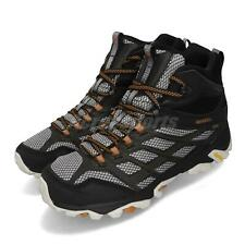 Merrell Moab FST MID Gore-Tex Black Grey Men Outdoors Hiking Sneakers J35737