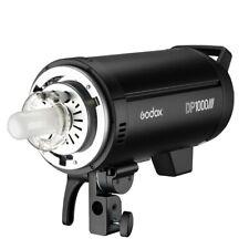 Godox DP1000III Studio Flash Strobe 1000W 2.4G Wireless X System 5600K Monolight