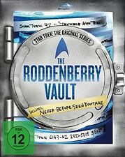 STAR TREK-RODDENBERRY VAULT   BLU-RAY NEU