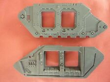 Space Marine LAND RAIDER RIGHT HAND HULL SIDE SECTION - Bits 40K