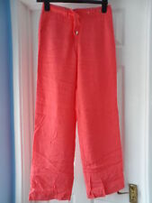 Straight Leg Mid Rise Trousers Size Petite NEXT for Women