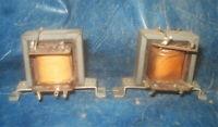 2 original Loewe EL84 Ausgangsübertrager Röhren Röhrenradio for tweeter