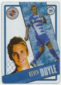 #074 KEVIN DOYLE ( READING) TOPPS I-CARDS 2007