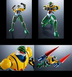 -=] BANDAI - Kotetsu Jeeg Robot d'Acciaio Super Robot Chogokin SRC 14cm. [=-