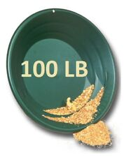 100 LB Gold Paydirt Colorado - Unsearched Gold Paydirt - Guaranteed Gold!
