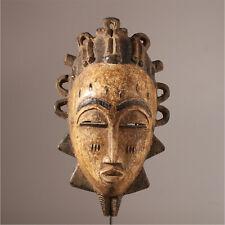 10930 Fine Baule Mask Elfenbeinkuste