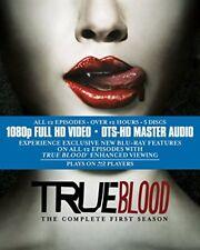 True Blood Season 1 (HBO) [Blu-ray] [2009] [DVD][Region 2]