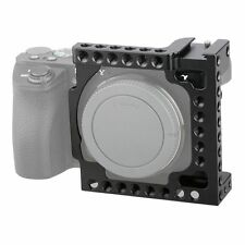 US CAMVATE Sony Camera Cage Shoe Mount for A6500 A6000 A6300 NEX7 ILCE-6300