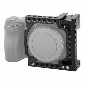 CAMVATE Kamera Käfig Rig Stabilizer Hot Shoe Mount Rig fr Sony A6500 A6300 A6000