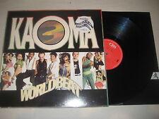 Kaoma - Worldbeats   Vinyl LP