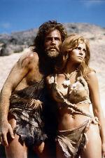 Raquel Welch John Richardson One Million Years B.C. 11x17 Poster Posing Together