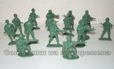Mars 32006. 1/32  US Infantry. Vietnam War. Plastic toy soldiers