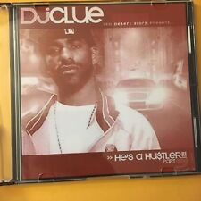 DJ CLUE? He's a Hustler Pt.2 CLASSIC NYC Mixtape CD Mix Hip Hop