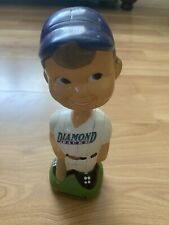 BOBBLEHEAD BOBBLE HEAD MASCOT NODDER ARIZONA DIAMONDBACKS DBACKS TEI 1998 GREEN