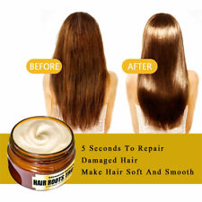 Hair Treatment Mask Dry Damaged Keratin Repair Hair Conditioner Hair Care 60ml