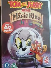 TOM AND JERRY And The Magic Ring (DVD, 2003) RG2 Over 60 minutes