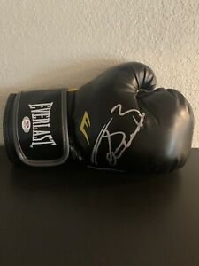 Canelo Alvarez Signed Right Everlast Boxing Glove PSA/DNA