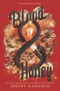 BLOOD AND HONEY NEW MAHURIN SHELBY HARPERCOLLINS PUBLISHERS INC HARDBACK