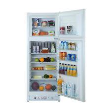 Smad 9.7 cu ft 2 Way Gas RV Refrigerator Freezer AC LPG Propane Camper Cottage