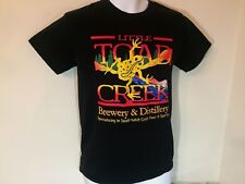 LITTLE TOAD CREEK BREWERY SILVER CITY, NM  -T-Shirt Men/Women -BLACK S-    k