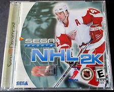 NHL 2K - Sega Dreamcast [Sega Dreamcast]