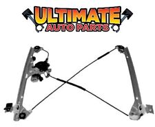 Front Power Window Regulator Drivers LH w/Motor for 07-13 Chevy Avalanche