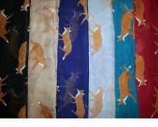 NEW 6 COLOURS FOX Print Design Ladies Soft Scarf Animal Fashion Large wholesale