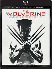 The Wolverine (Unleashed Extended Edition) [Blu-ray] New DVD! Ships Fast!