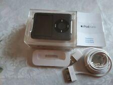 Apple iPod Nano modello A1236 8gb Grigio Lettore musicale 3rd