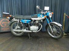 Honda CB 125 / CB125 Oldtimer Motorrad 1971 Klassiker