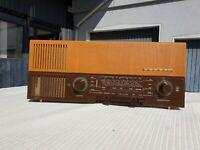 GRUNDIG Alltransistor/Radio, FM/AM,Type 314, Rarität Vintage,48x16x19,W.GERMANY