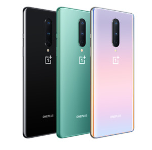 """OnePlus 8 5G 128GB 256GB 6.55"""" 48MP Snapdragon 865 4300mAh Android by FedEx"""