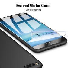 Premium HD Soft Hydrogel Film Screen Protector For Xiaomi Redmi 5 Plus Note 4X 5